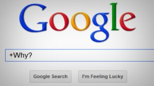 Why Google? - Top Of Google