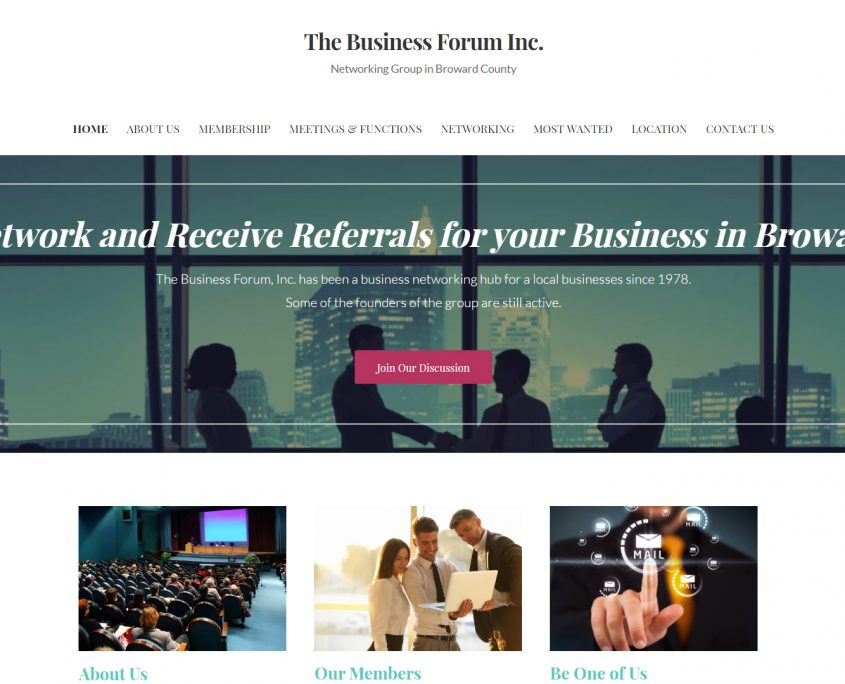 mybusinessforum